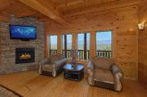 Premium Mountain View from cabin living room