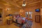 9 bedroom cabin with king bedrooms and Views