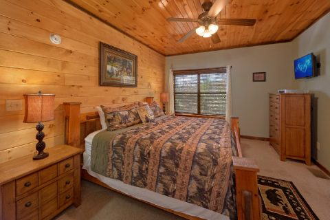 Luxury Cabin with 3 Master Suites - Sundaze