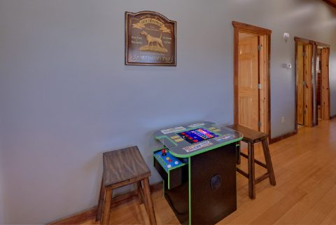 3 Bedroom cabin with Arcade Game - Sundaze