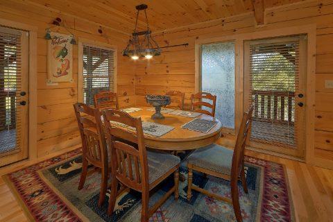 Wears Valley 3 Bedroom Cabin Sleeps 8 - Sweet Mountain Air