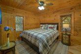Main Floor Bedroom 3 Bedroom Cabin Sleeps 8