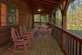 Covered Porch with Table and Chairs 3 Bedroom