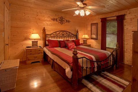 2 Bedroom Cabin with 2 Main floor Bedrooms - Sweet Seclusion