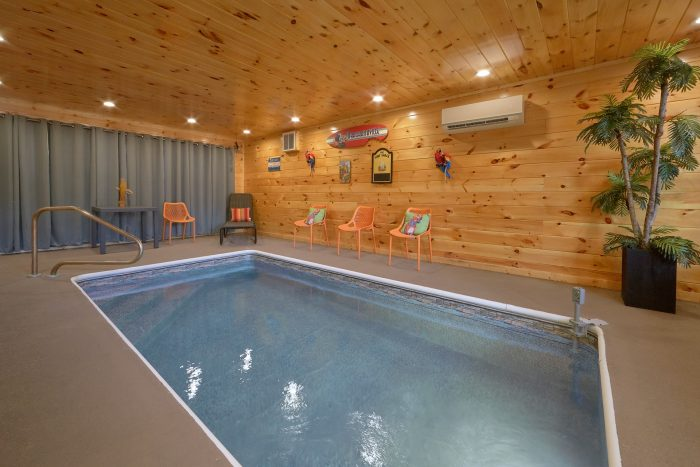 Swimming Hole Cabin Rental Photo