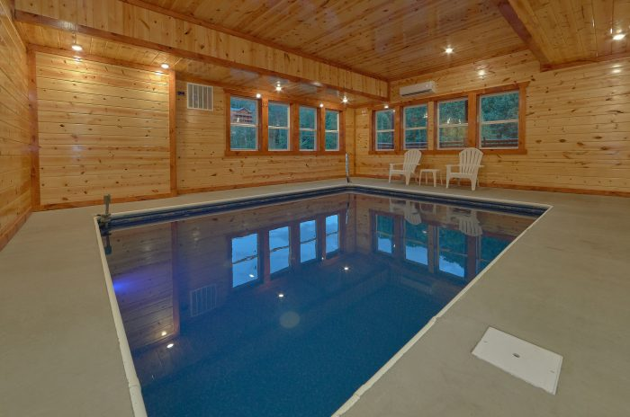 Swimming in the Smokies Cabin Rental Photo
