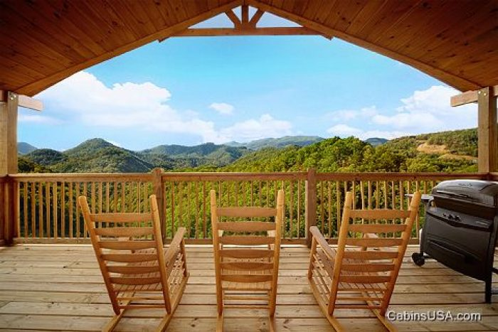Take My Breath Away Cabin Rental Photo