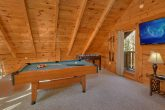 Gatlinburg Cabin with Pool Table and Large TV