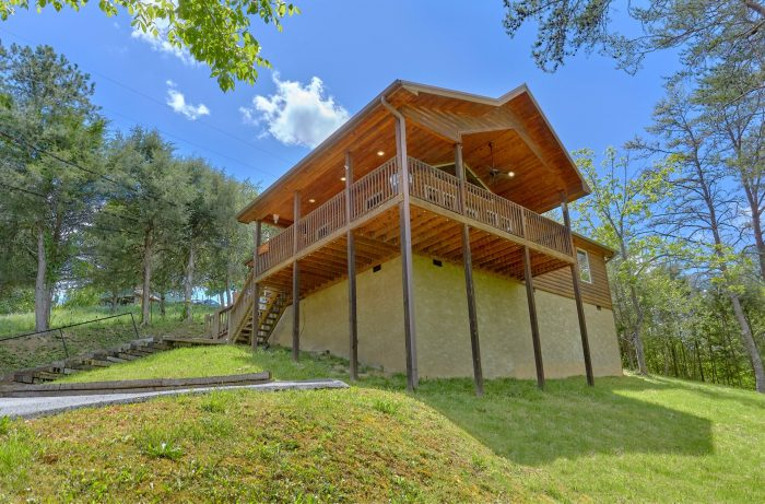 Tennessee Tranquility Cabin Rental Photo