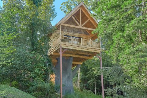 Featured Property Photo - Tennessee Treehouse