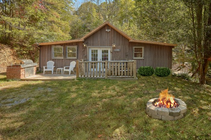 The Barn Cabin Rental Photo