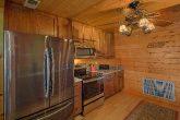 Spacious 6 Bedroom 4 Bath Cabin Sleeps 15