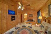 6 Bedroom Cabin with 5 Master Suites Sleeps 15