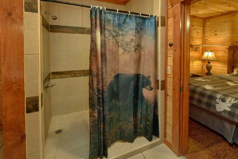 11 bedroom cabin with luxurious master bath - The Big Lebowski