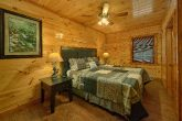 11 bedroom cabin with King Master Bedroom