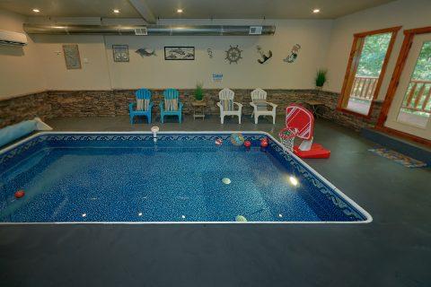 11 bedroom lodge with heated indoor pool - The Big Lebowski