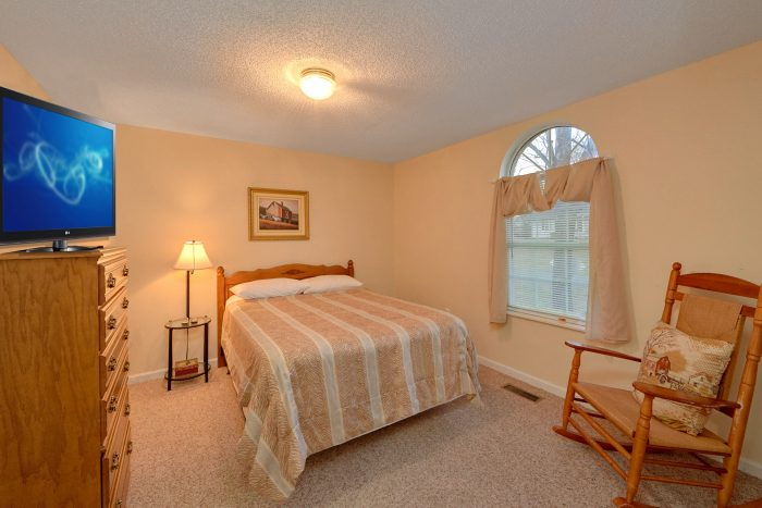 Vacation home in PIgeon Forge with 2 bedrooms - The Bunkhouse