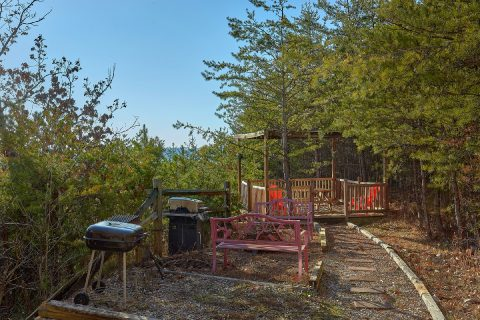 Fire Pit and Picnic Table Outdoor Fun - The Gathering Place