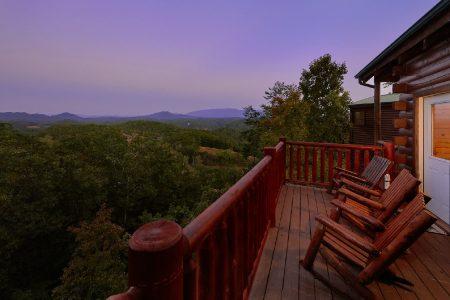 La Dolce Vita: 4 Bedroom Gatlinburg Cabin Rental