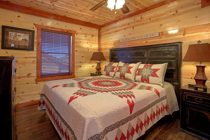 Main Floor Spacious Bedroom - The Only TenISee