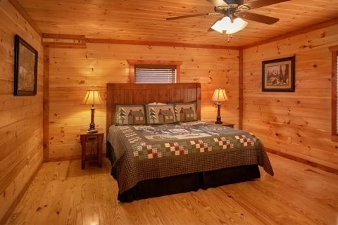 Six Bedroom Cabin with Premium King Beds - The Preserve