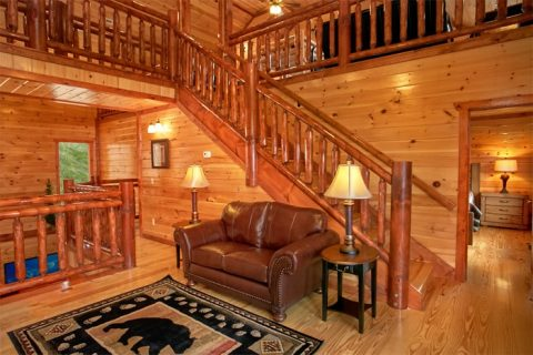 Premium Spacious Smoky Mountain Cabin - The Preserve