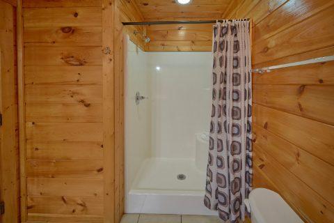 Indoor Pool 2 Bedroom 3 Bath Cabin - The Waterlog
