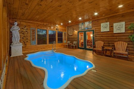 Take My Breath Away: 2 Bedroom Sevierville Cabin Rental
