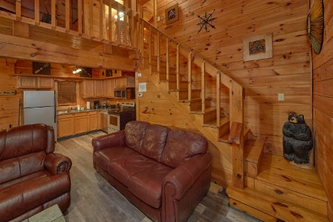 2 Bedroom Cabin with Luxurious Furniture - The Waterlog