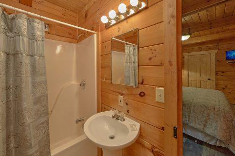 Full Bath Room in Master Bedroom - The Waterlog