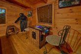 Arcade Game and Pool Table 2 Bedroom Cabin