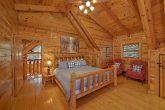4 Bedroom Cabin with Master Bedroom