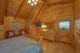 4 Bedroom Cabin with Top Floor Master Suite