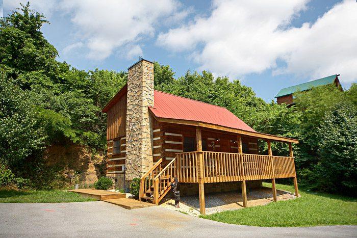 This Away Cabin Rental Photo
