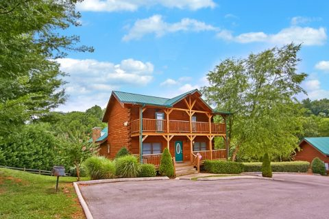 Featured Property Photo - Timber Lodge