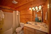 7 bedroom cabin with 7 baths
