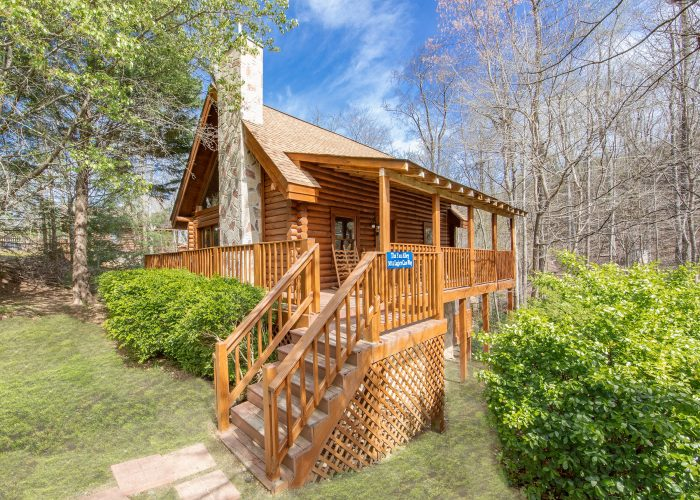 Tin Pan Alley Cabin Rental Photo
