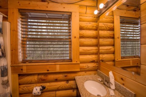2 Bedroom 2 Bath Cabin Sleeps 8 - Tin Pan Alley