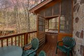 Beack Deck 2 Bedroom Cabin