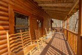 2 Bedroom Cabin Sleeps 8 with Rocking Chairs