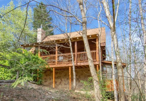 2 Bedroom 2 Bath 3 Story Pigeon Forge Cabin - Tin Pan Alley