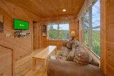 Extra Seating Space 2 Bedroom Cabin Sleeps 6
