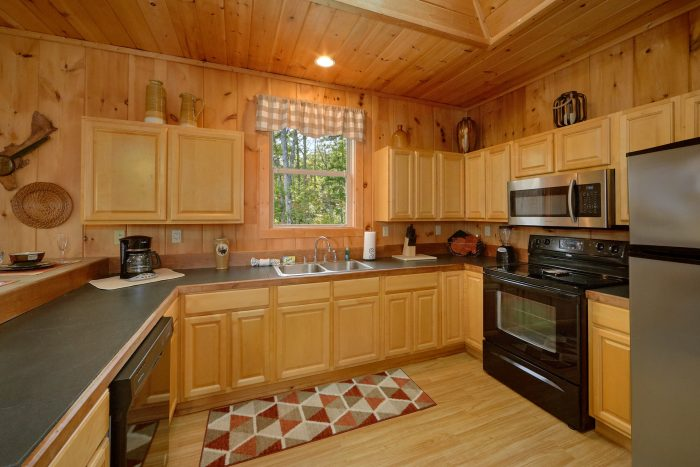 Fully Equipped Kitchen - TipTop