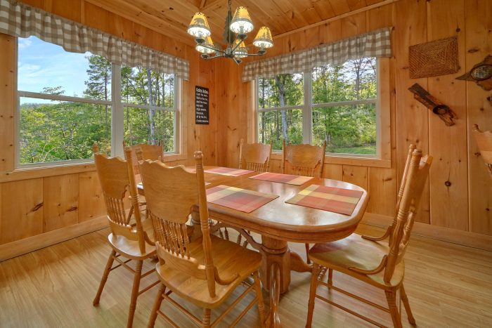 Cabin with Dining Area - TipTop