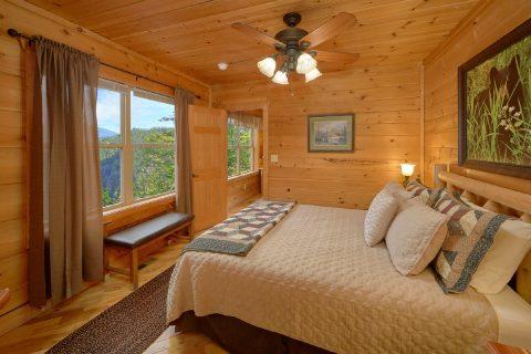 Main Floor King Bedroom - TipTop