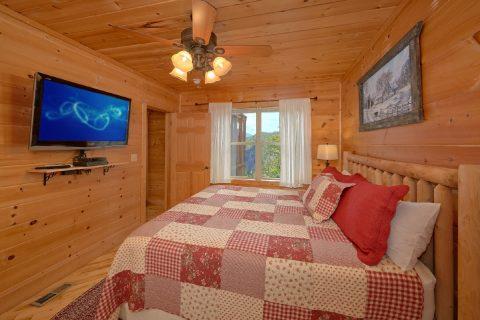 2 Bedroom Cabin with 2 King Beds Sleeps 6 - TipTop
