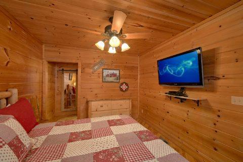 Wears Valley 2 Bedroom Cabin Sleeps 6 - TipTop