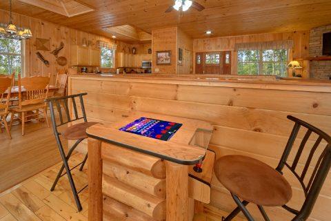 Arcade Game 2 Bedroom Cabin Wears Valley - TipTop