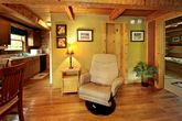 1 Bedroom Cabin Rustically Furnished & Equipped