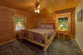 Wears Valley cabin with private King Bedroom